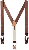 Trafalgar Neat Silk Suspenders