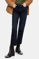 Topshop Navy Jeans