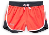 Under Armour Girls' Fast Lane Shorts - Sizes XS-XL