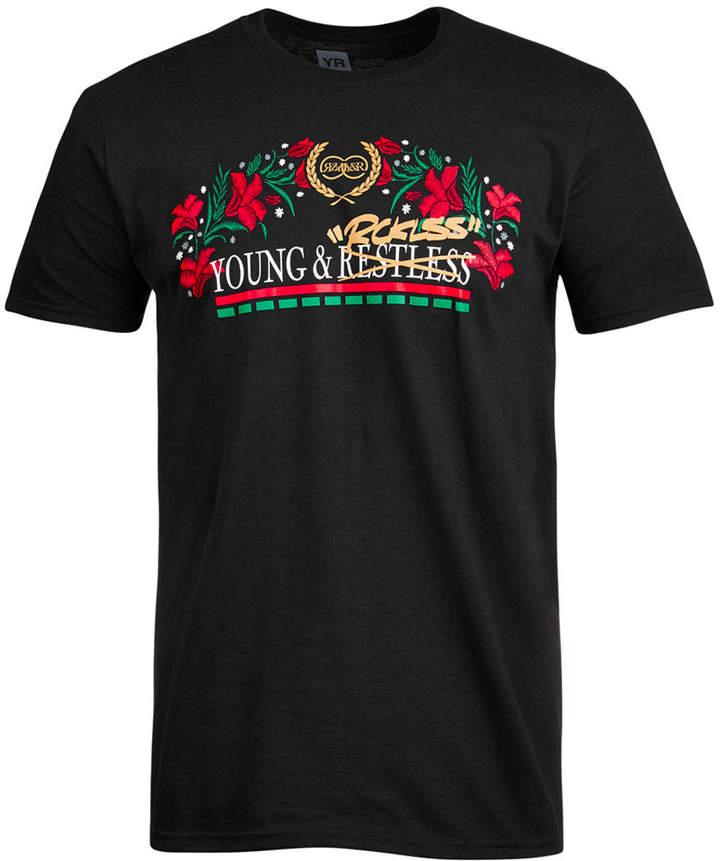Young & Reckless Men's Jakob Trade Logo-Print T-Shirt