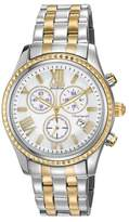 Citizen Women's Chronograph Eco-Drive Two-Tone Stainless Bracelet Watch