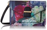 Ted Baker Chayla Floral Crosshatch Cross-Body Bag