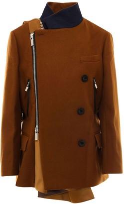 Sacai Side Zipped Jacket
