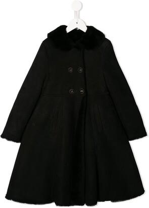 Dolce & Gabbana Oversized Double-Breasted Coat