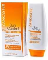 Lancaster NEW Sun Control Body Uniform Tan Milk SPF50 125ml Womens Skin Care