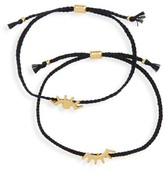 Madewell Women's Pack Of 2 Friendship Bracelets