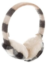 Burberry Multicolor Nova Check Earmuffs