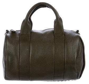 Alexander Wang Leather Rocco Duffel Bag