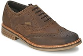 Barbour REDCAR OXFORD BROGUE Dark Brown