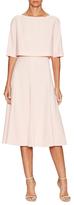 Lafayette 148 New York Julissa Overlayer Top A Line Dress