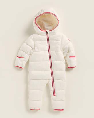 MICHAEL Michael Kors Newborn Girls) Ivory Quilted Hooded Pram