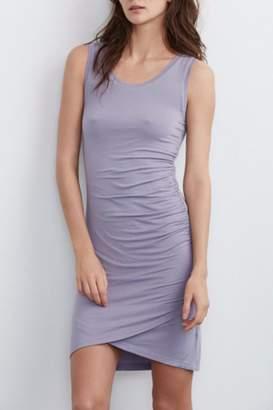 Velvet Modal Knit Dress