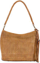 Patricia Nash Woven Marcelli Small Hobo