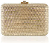 Judith Leiber Couture Slim Slide Crystal Evening Clutch Bag