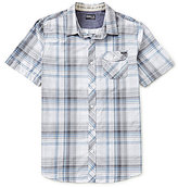 O'Neill Emporium Short-Sleeve Plaid Shirt