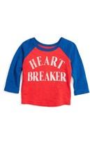 Infant Boy's Peek Heart Breaker T-Shirt