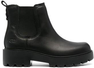 UGG Markstrum ridged sole boots