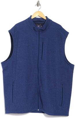 Vineyard Vines Mountain Fleece Vest