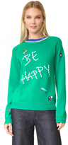 Mira Mikati Be Happy Sweater