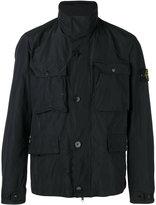 Stone Island multi-pockets lightweight jacket