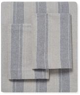 Belle Epoque Striped Flannel Sheet Set