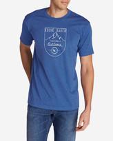 Eddie Bauer Men's Graphic T-Shirt - Fierce Mountain