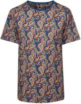 Pretty Green Vintage Paisley T-shirt