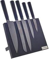 Viners 5-piece Knife Set - Black