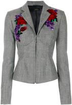 La Perla zipped corset jacket