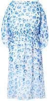 LK Bennett Marnie Silk Printed Dresses
