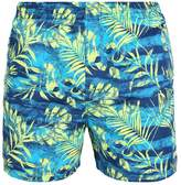 Zoggs Discovery Swimming Shorts Green Multi
