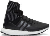 Y-3 Sport Black Approach Reflect High-top Sneakers