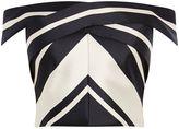 Coast Eve Stripe Bardot Top