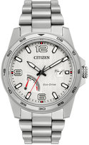 Citizen Men's Eco-Drive Sport Stainless Steel Bracelet Watch 41mm AW7031-54A