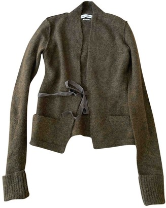 Isabel Marant Green Cashmere Top for Women