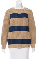 MSGM Long Sleeve Knit Sweater