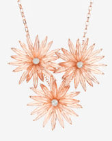 Ted Baker Starburst flower necklace
