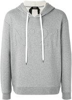 No.21 logo hoodie