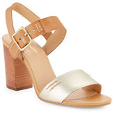 Seychelles Champion Colorblocked Leather Sandals