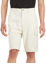 Levi's Textured Cotton Cargo Shorts