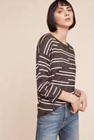 La Fee Verte Sidereel Striped Pullover