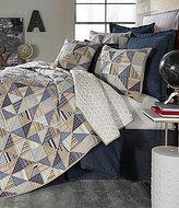 Daniel Cremieux Brenton Striped & Plaid Patchwork Quilt Mini Set