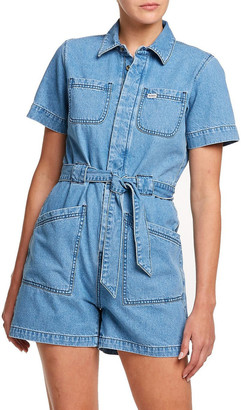 Lee Coverall Short