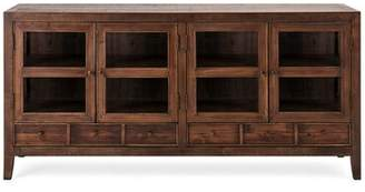 Breakwater Bay Mcnamara Solid Wood Sideboard Breakwater Bay