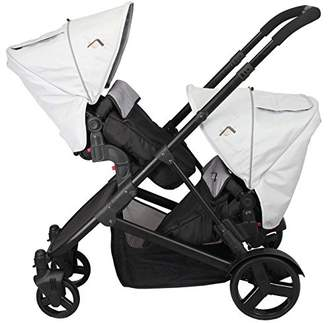 "Looping, Twin Pushchair Compact""Apollo"""