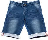 Guess Cotton Blend Denim Shorts