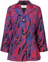 Marques Almeida Marques'almeida printed blazer