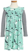 Tea Collection Girl's Seabirds Print Dress