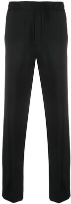 Acne Studios Ryder L cropped trousers