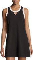 Kate Spade Keyhole Jersey Sleepshirt, Clack